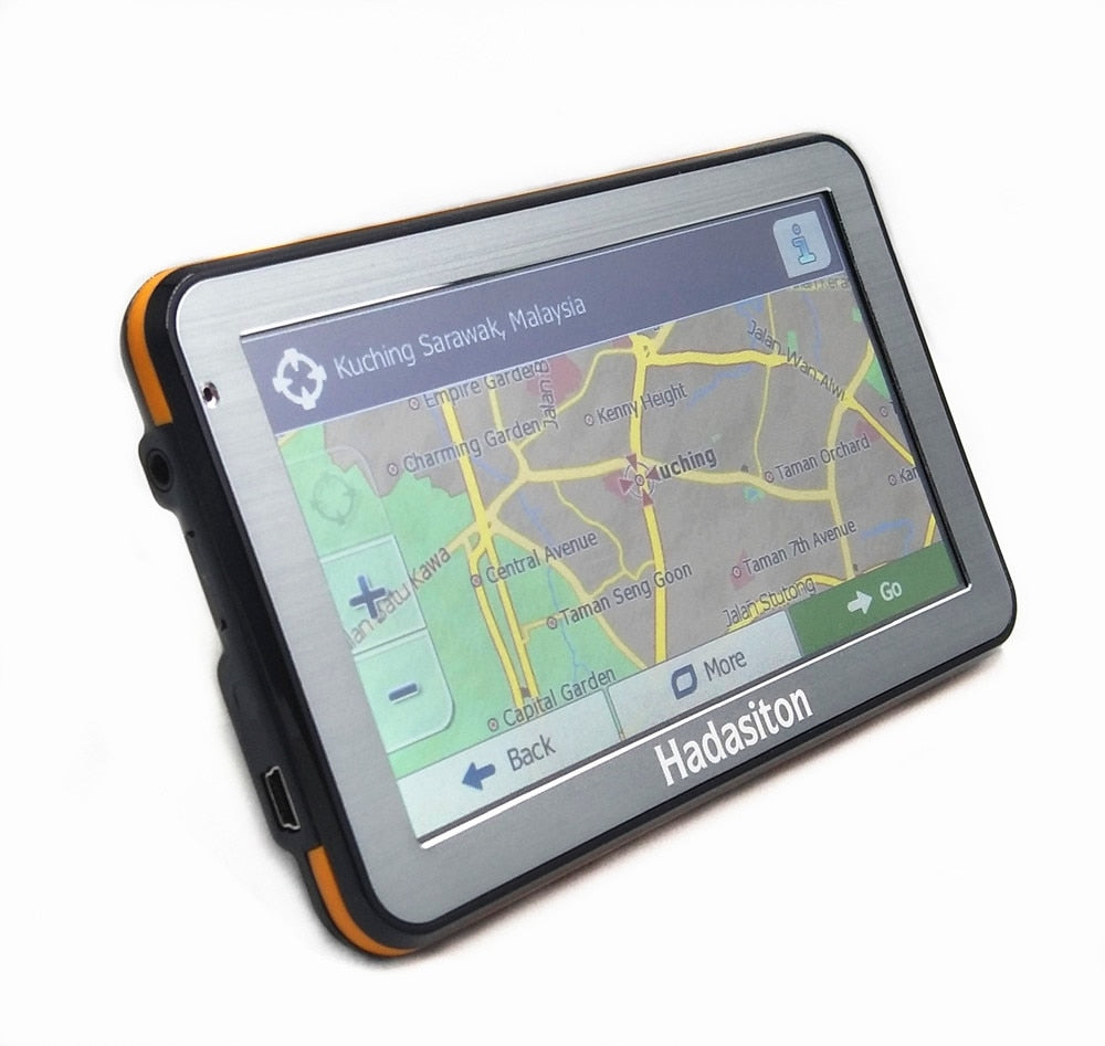 Touch Screen  Car GPS Navigation