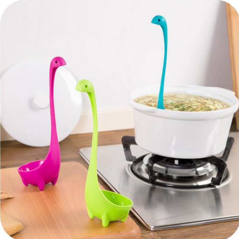 Animal Shape Cooking Spoon