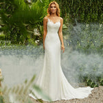 Women's Long Sexy Mermaid Wedding Dresses