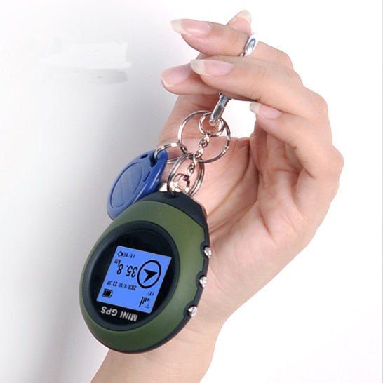 Mini GPS Tracking Device
