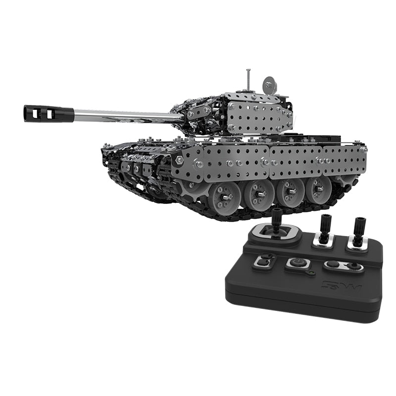 Heavy Duty Stainless Steel Remote Control Tank Kit