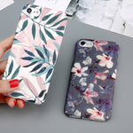Flower Cherry Phone Cases for iPhone