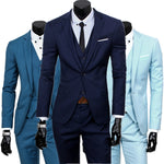 Men's Stylish High Quality Suits - Free Shipping Worldwide