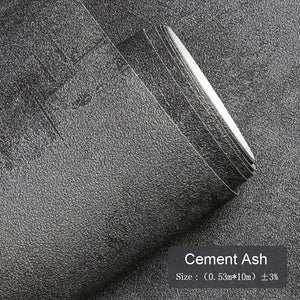Premium High Quality Grey Cement Wallpaper
