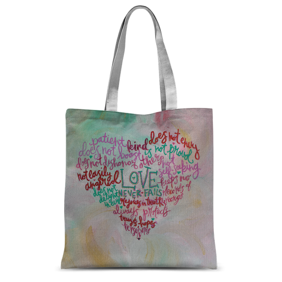 Main Ingredient Classic Sublimation Tote Bag
