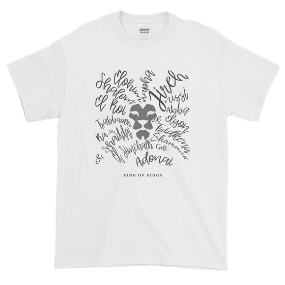 King of Kings - Men's T-shirt White