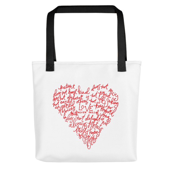 Heart - Tote