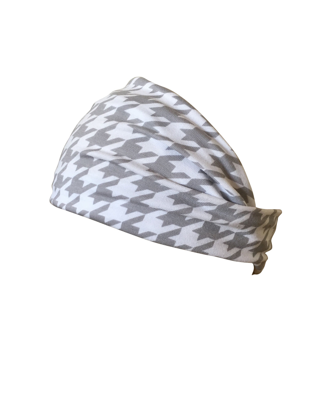 Headband - houndstooth