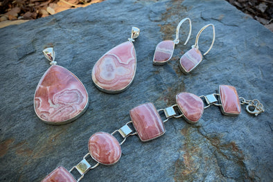 Beach Treasures Online Blog | The Treasure Trove features Rhodochrosite