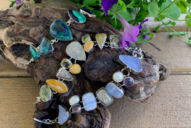 Our Special Finds: One of a Kind Pieces...Especially for You | One Of A Kind Gemstone Jewelry at Beach Treasures in Duck