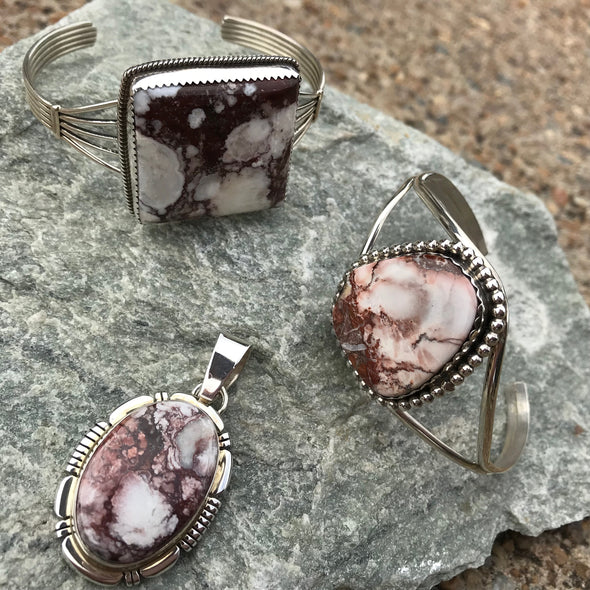 Appaloosa Gemstone Jewelry | Beach Treasures Online | Beach Treasures in Duck on the Outer Banks