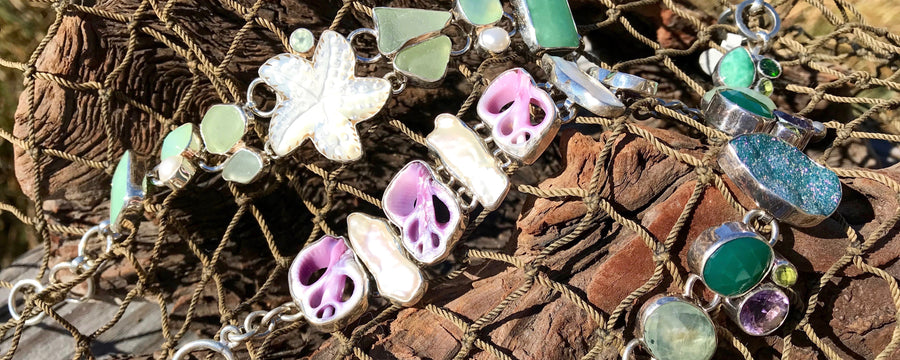 Gemstone Jewelry | Beach Treasures Online | Beach Treasures in Duck on the Outer Banks
