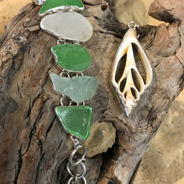 Sea Glass and Shell Jewelry | Beach Treasures Online | Beach Treasures in Duck on the Outer Banks