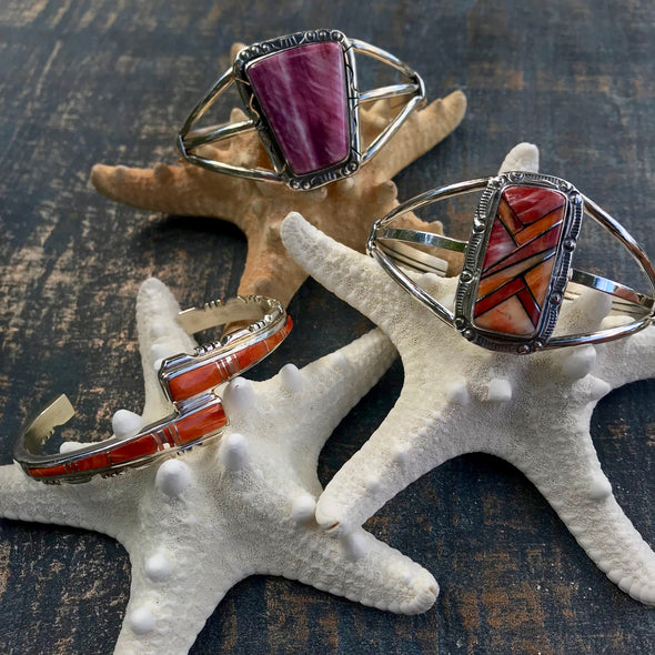 Spiny Oyster Shell Gemstone Jewelry | Beach Treasures Online | Beach Treasures in Duck on the Outer Banks