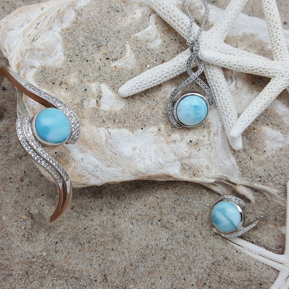 MarahLago Larimar: Adella Collection - BEACH TREASURES ONLINE