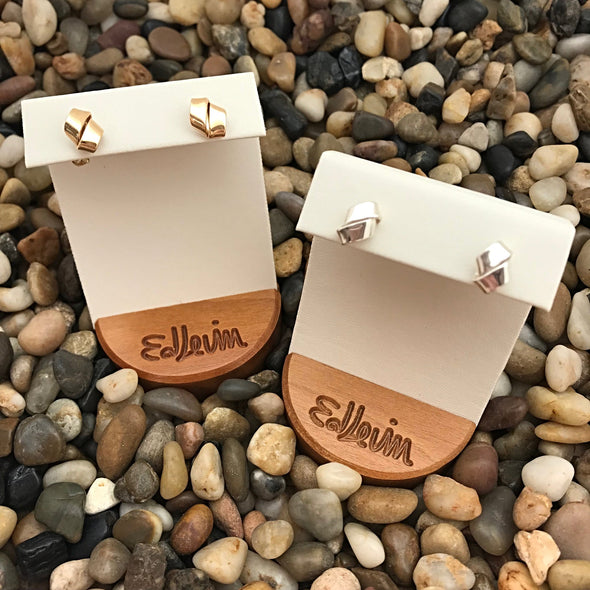 E. L. Designs Love Knot Earrings | Ed Levin Designer Jewelry - BEACH TREASURES ONLINE