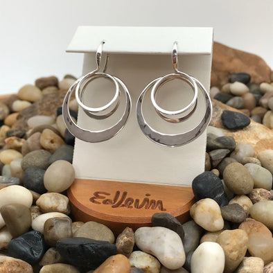 E. L. Designs Ripple Earrings | Ed Levin Designer Jewelry - BEACH TREASURES ONLINE