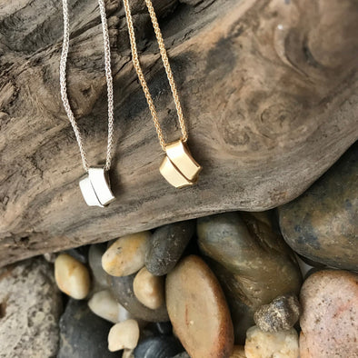 E. L. Designs Love Knot Necklace | Ed Levin Designer Jewelry - BEACH TREASURES ONLINE