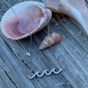 Catch A Wave Necklace