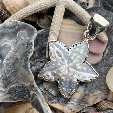 Charles Albert® Mother of Pearl Starfish Pendant