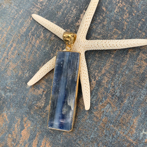 Alchemia Kyanite Pendant - BEACH TREASURES ONLINE