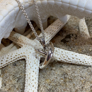 E. L. Designs Secret Heart Necklace | Ed Levin Designer Jewelry - BEACH TREASURES ONLINE
