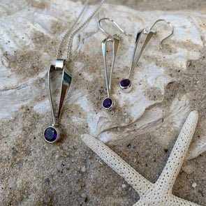 E. L. Designs Amethyst Paris Collection | Ed Levin Designer Jewelry - BEACH TREASURES ONLINE