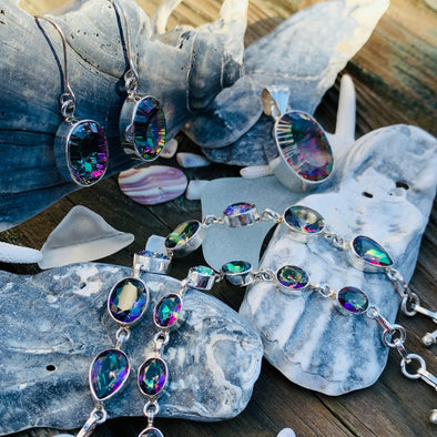 MYSTIC TOPAZ | Hand Selected Set (Pieces Sold Individually)