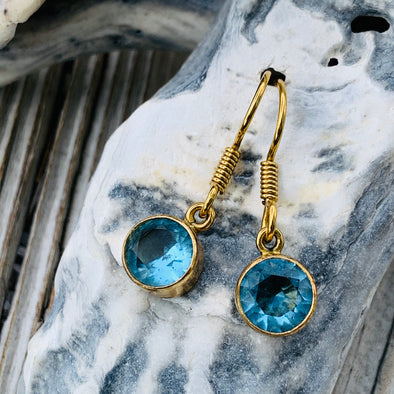 Alchemia by Charles Albert® Blue Topaz Earrings