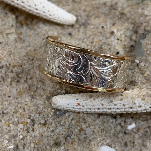 E. L. Designs Victorian Bouquet Ring | Ed Levin Designer Jewelry - BEACH TREASURES ONLINE