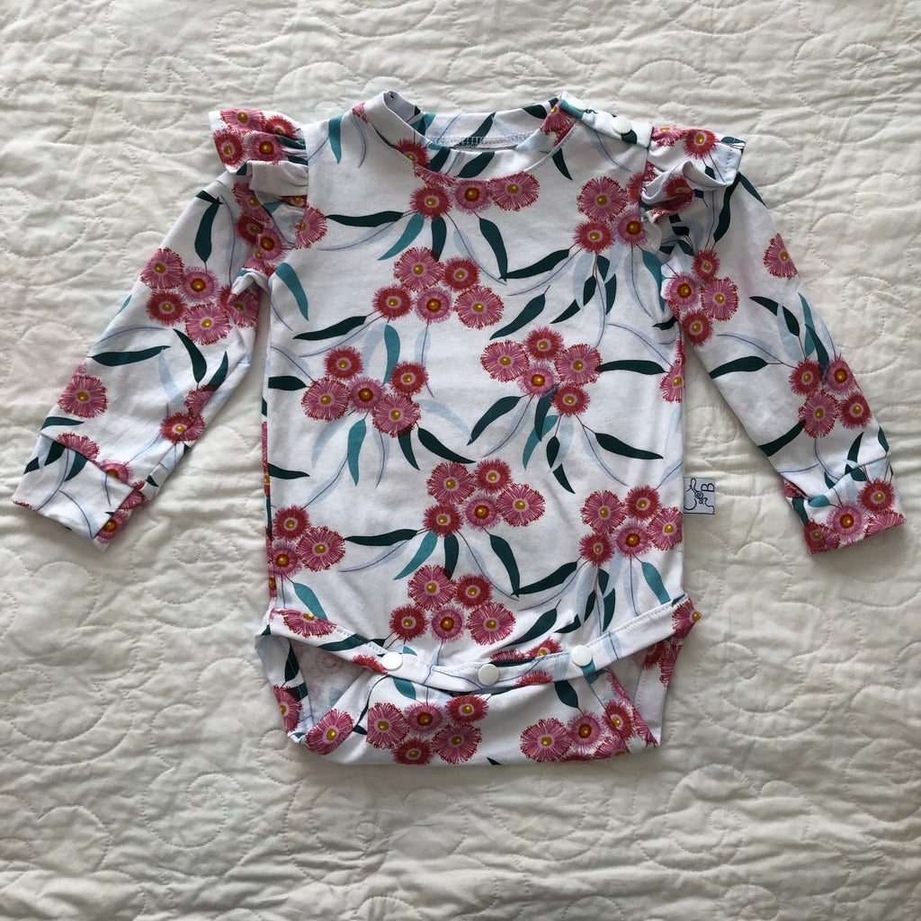 Mia Flutter Sleeve Top