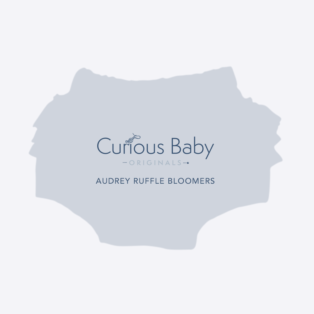 Audrey Ruffle Bloomers