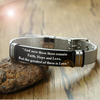 Personalized Stainless Steel Bracelets
