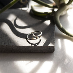 Comet Ring by Rockhaus Metals