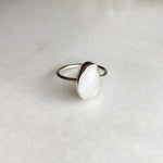 Moonstone Ring by Rockhaus Metals