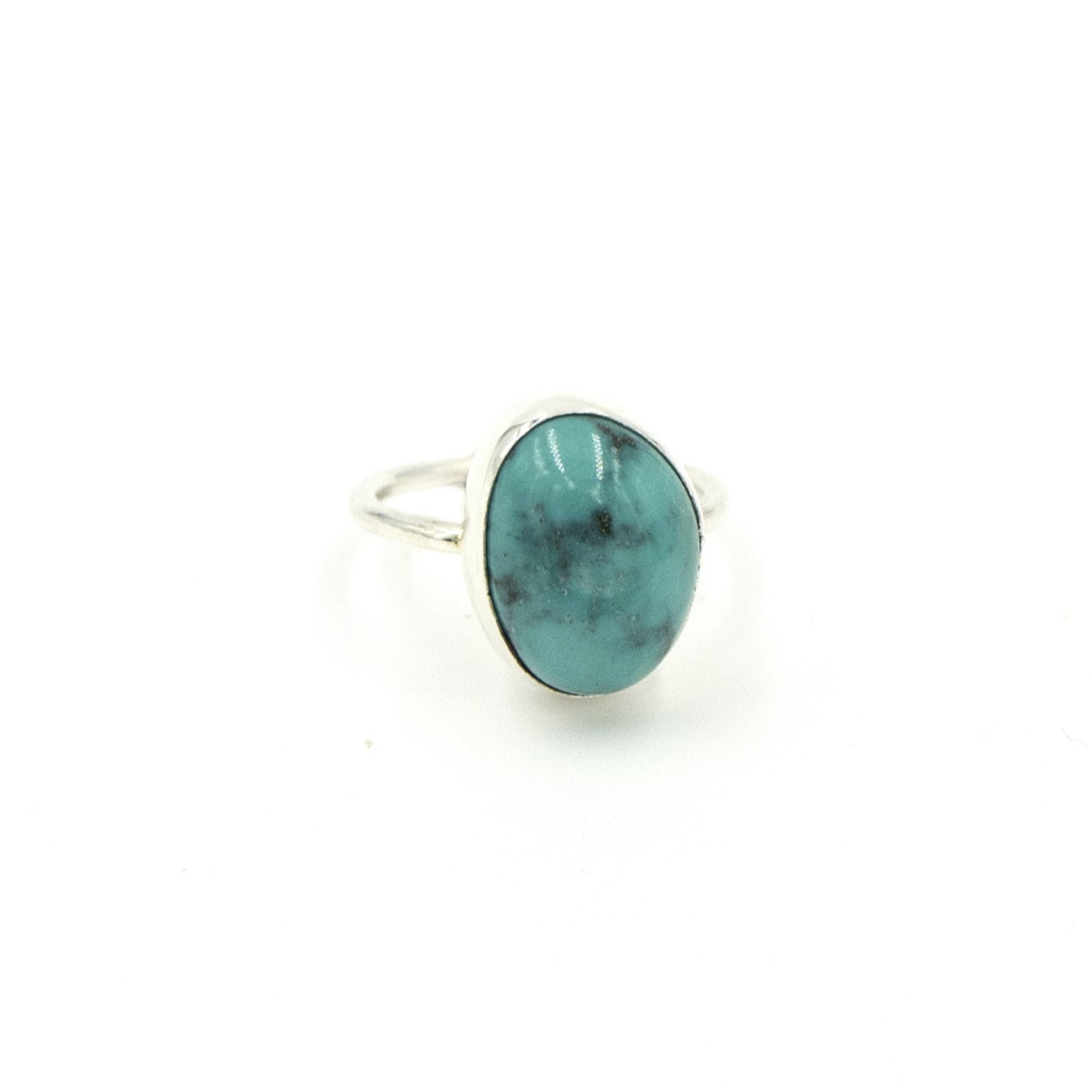 Turquoise Ring // size 6