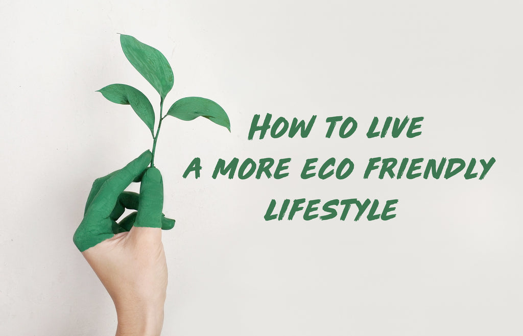 10 Easy ways to live a more Eco-Friendly life in this upcoming 2020