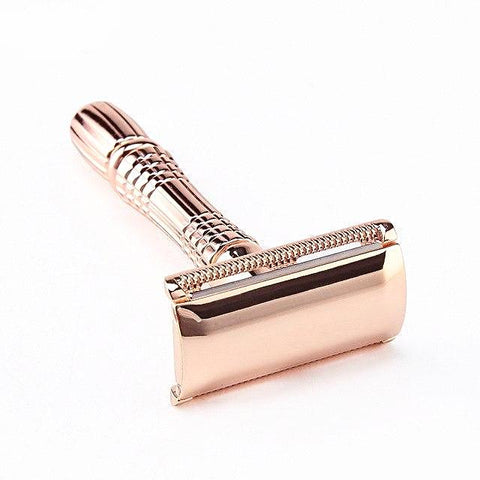 Safety Razor Rose Gold - ecoimpakt.com