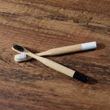 Bamboo Toothbrushes Children Ten Pack - ecoimpakt.com