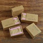 Zero Waste Set Bamboo Cotton Swabs 1000 pcs - Ecoimpakt