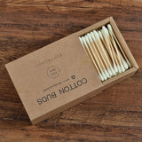 Bamboo Cotton Swabs 200 pcs - ecoimpakt.com