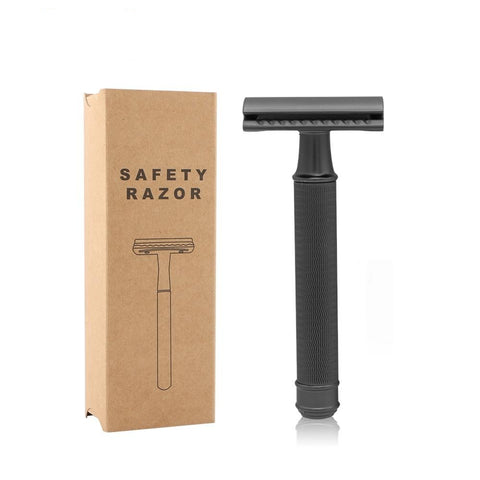 Deep Black Safety Razor - ecoimpakt.com