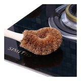 Natural Eco-friendly Dish & Pot Cleaning Brush