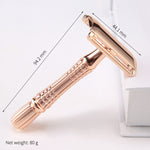 Safety Razor Rose Gold - Ecoimpakt