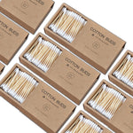 Zero Waste Set Bamboo Cotton Swabs 1000 pcs - ecoimpakt.com