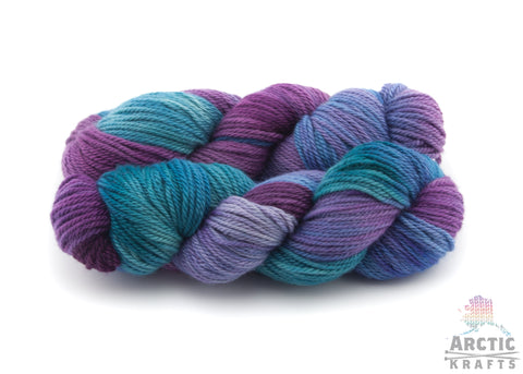 Seven worsted