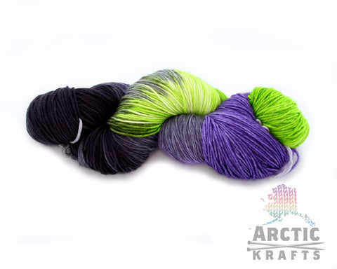 Maleficent Worsted