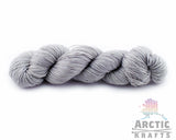 Dove grey worsted