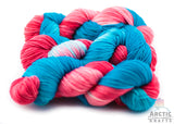 Coral reef worsted