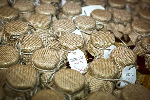 DIY Regional Wedding Favors